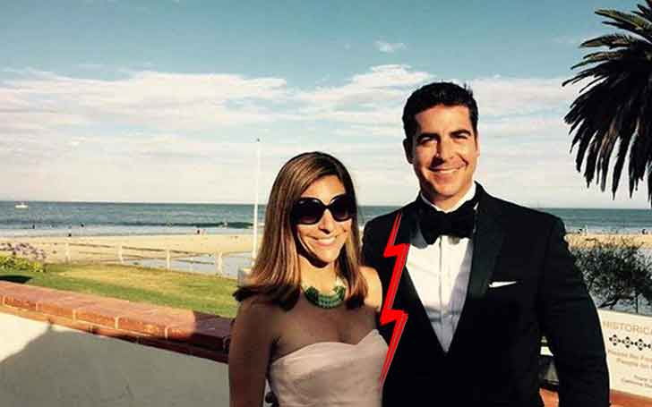 Fox News Channel's Jesse Watters' Wife Of Seven Years Noelle Watters Filed For Divorce Against Him-Find Out Why?