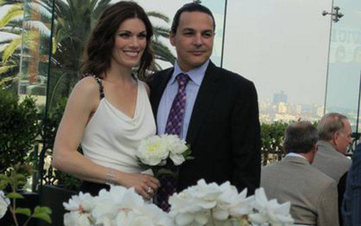 Fred Coury and Amy Motta got married in 2012: Happy couple: No divorce rumors: Enjoying their family life