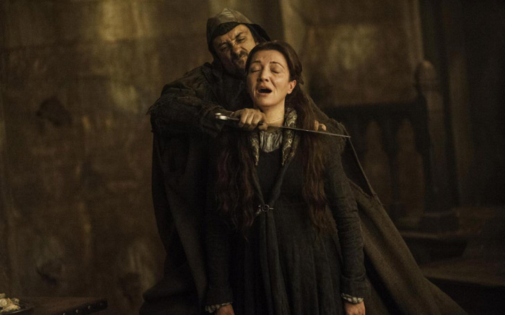 Game of Thrones Season 7 Episode 4 Freaking Fans Out, Fans Speculate Catelyn Stark's ghost is in Episode 4