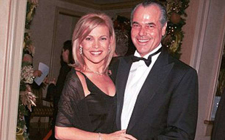 George Santo Pietro Married To Melissa Mascari After Divorce From Vanna White; Know About His Current Relationship