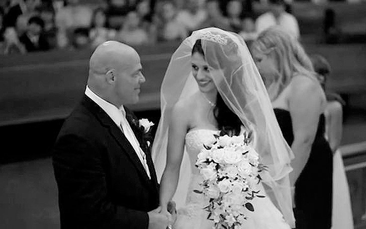 Giovanna Yannotti: Happily Married to Kurt Angle: Three Children Together: Amazing Career and Net Worth
