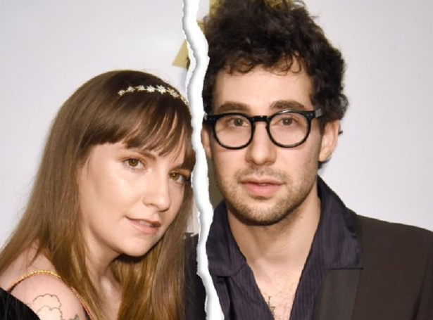 Girls starlet Lena Dunham AndJack Antonoff Split, But Why? Find Out Here