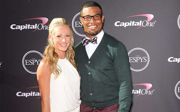 See the wonderful journey of newly married couple Golden Tate and Elise Pollard: A big congratulation to the couple