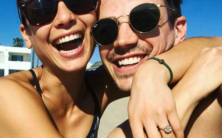 Grant Gustin, Lead Actor of CW Series The Flash Got Engaged To His Girlfriend Andrea Thoma Last Year, Will They Get Married Soon?