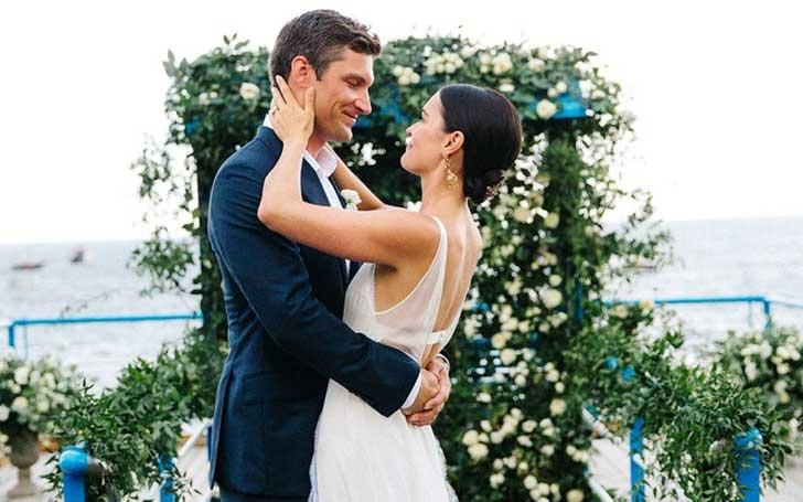 Great News! The Food Network Star Katie Lee Married Her Fiancee Ryan Biegel