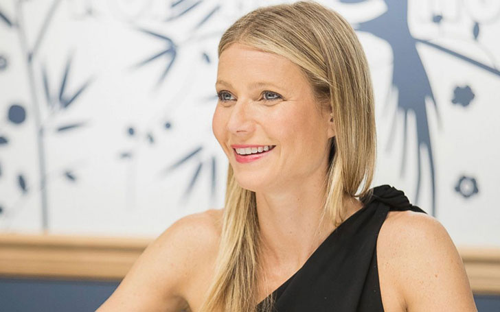 Gwyneth Paltrow Opens up about Divorce from husband Chris Martin.