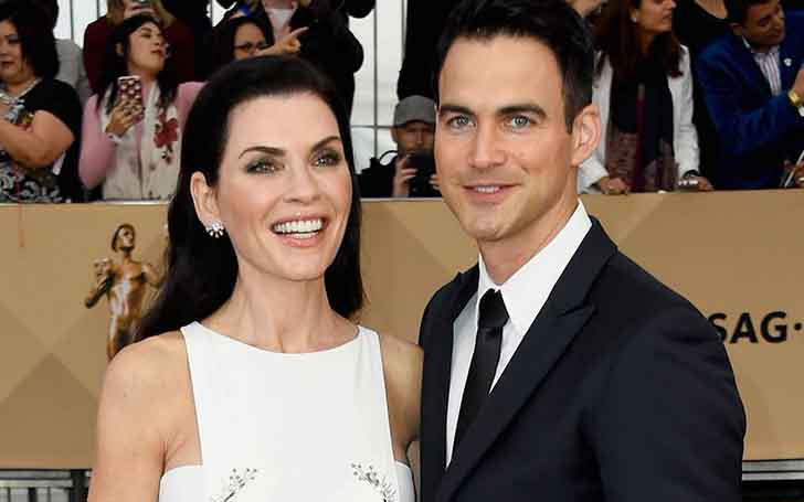 Hollywood Actress Julianna Margulies' More Than A Decade's Married Relationship With Husband Keith Lieberthal, The Couple Shares A Son
