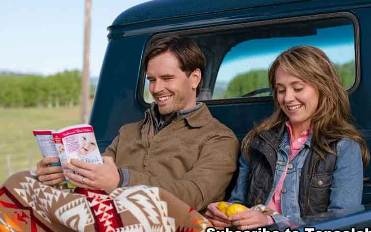 How Is 30 Years Canadian Actress Amber Marshall Wedding Life With Husband Shawn Turner; Do They Share Children?