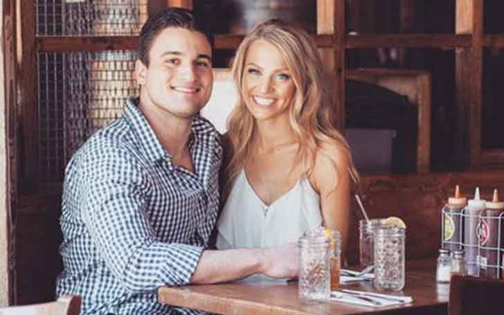 How is Carley Shimkus' Relationship Going After Wedding with Partner Peter Buchignani? How It All Began For The Couple? Share Any Children Yet?