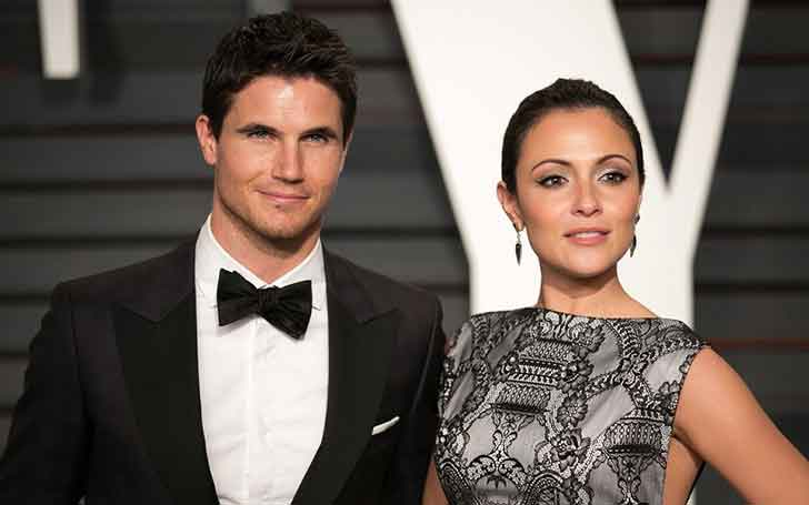 How Is The Canadian Actress Italia Ricci Married Relationship Going After Her Wedding With Husband Robbie Amell