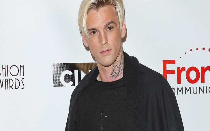 I Want Candy Singer, Aaron Carter checks back into Rehab. Know about his struggles and relationships.