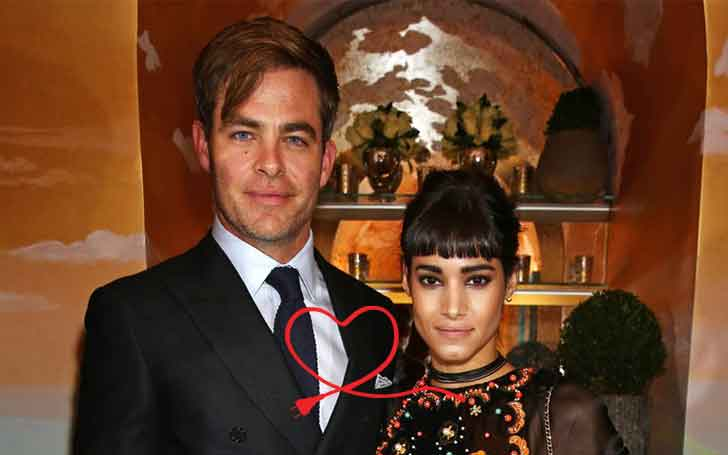 Is 36 Years Algerian Dancer Sofia Boutella Presently Dating Someone; Rumored To Be Once Dating American Actor Chris Pine