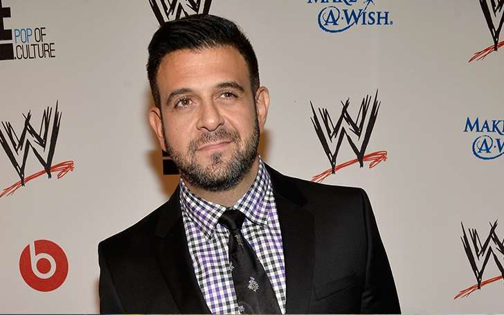 Is Television Personality Adam Richman dating someone? Know about his girlfriend and Relationship