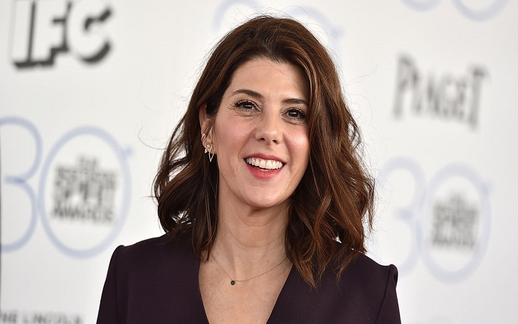The Big Short Star Marisa Tomei Is Just Not Ready To Get ...