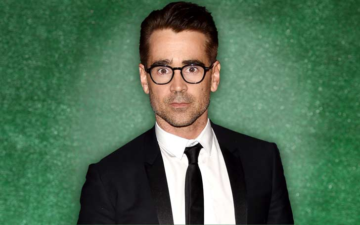Is Irish-Actor Colin Farrell Married To The Mother Of His Two Children: What's His Current Relationship Status?