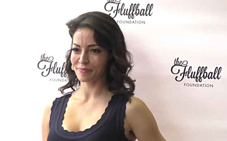 Lost Girl Actress Emmanuelle Vaugier Is Dating Someone-Meet Her Boyfriend-Previously Dated Two And A Half Men Creator Chuck Lorre