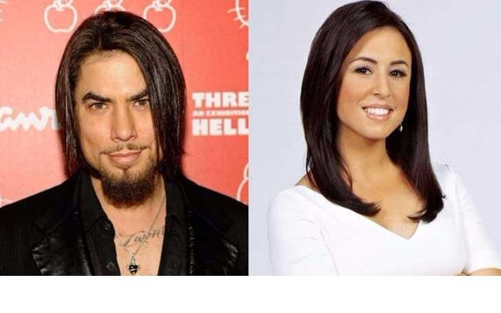 Andrea dating dave navarro
