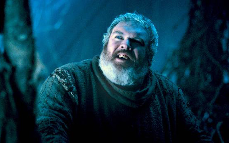 Game of Thrones star, Kristian Nairn or