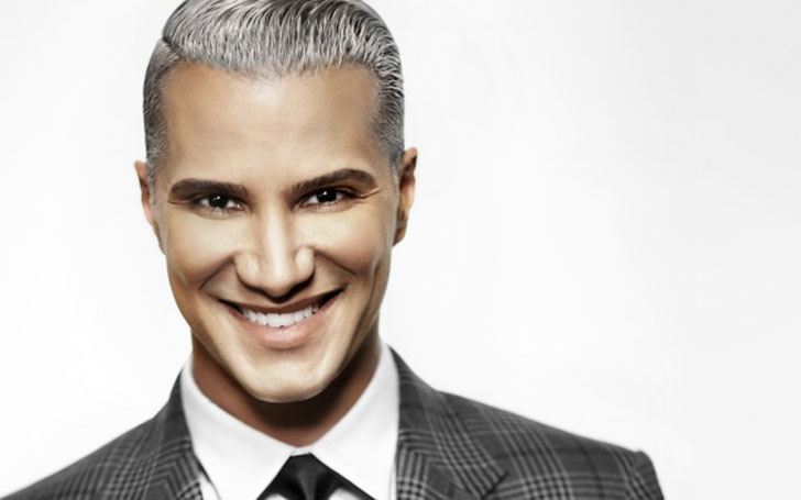 from Brecken is jay manuel from antm gay