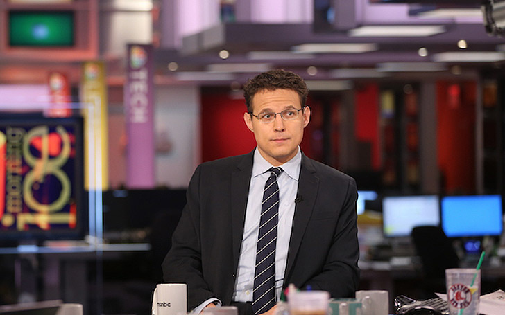 Is Openly Gay Television Host Stephan Kornacki Dating a Boyfriend or Married? See his Affairs and Relationships.