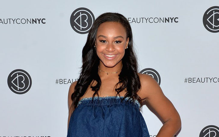 Is Nia Sioux Dating a secret Boyfriend or Happy to be single; Find her Affairs and Relationship