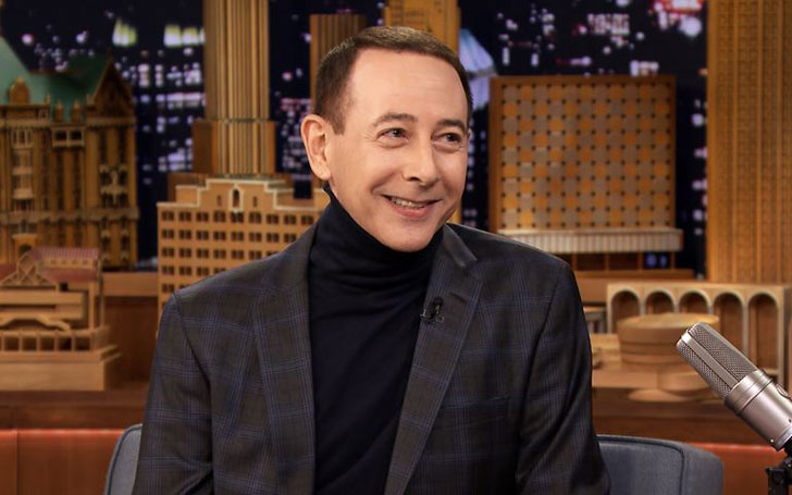 Paul reubens on the dating game