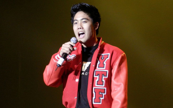 Is Popular YouTuber Ryan Higa Dating someone? Know about his Girlfriend and Past Affairs