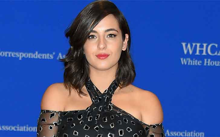 Is The American Actress Alanna Masterson Pregnant With Another Baby, Has A Daughter Marlowe Masterson; She Is Nowadays Dating Partner Brick Stowell