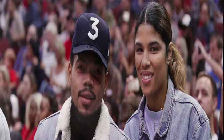 Is the American Music Personality Chance The Rapper Married To His Current Partner Kirsten Corley?