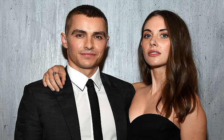 Actor Dave Franco And His Lovely Wife Alison Brie Counting Days To Celebrate Their  One-Year Marriage Anniversary, Happy Couple Together Since 2012