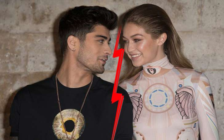 Its Over!! Zayn Malik and Girlfriend of Two Years Confirm Break Up