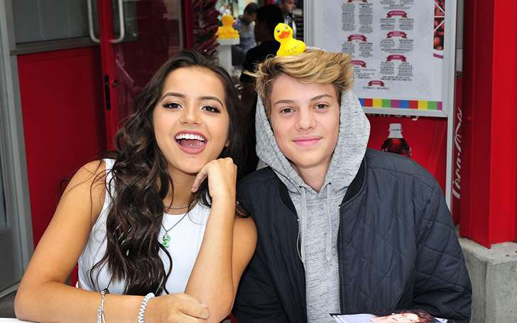 Hollywood's cutest couple Jace Norman and his girlfriend Isabela Moner has broken up: Dated for about seven months