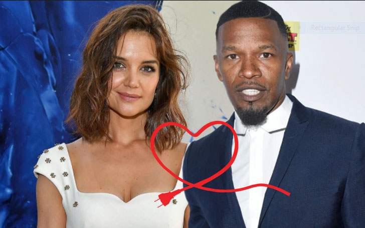 Jamie foxx and katie holmes are dating sites
