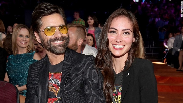 John Stamos's Pregnant Girlfriend Caitlin McHugh Flaunted Her Adorable Baby Bump After Arriving At LA!