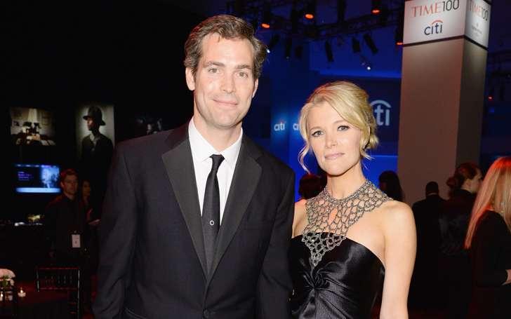 Journalist Megyn Kelly married Douglas Brunt in 2008, after a divorce with ex-husband Daniel Kendall