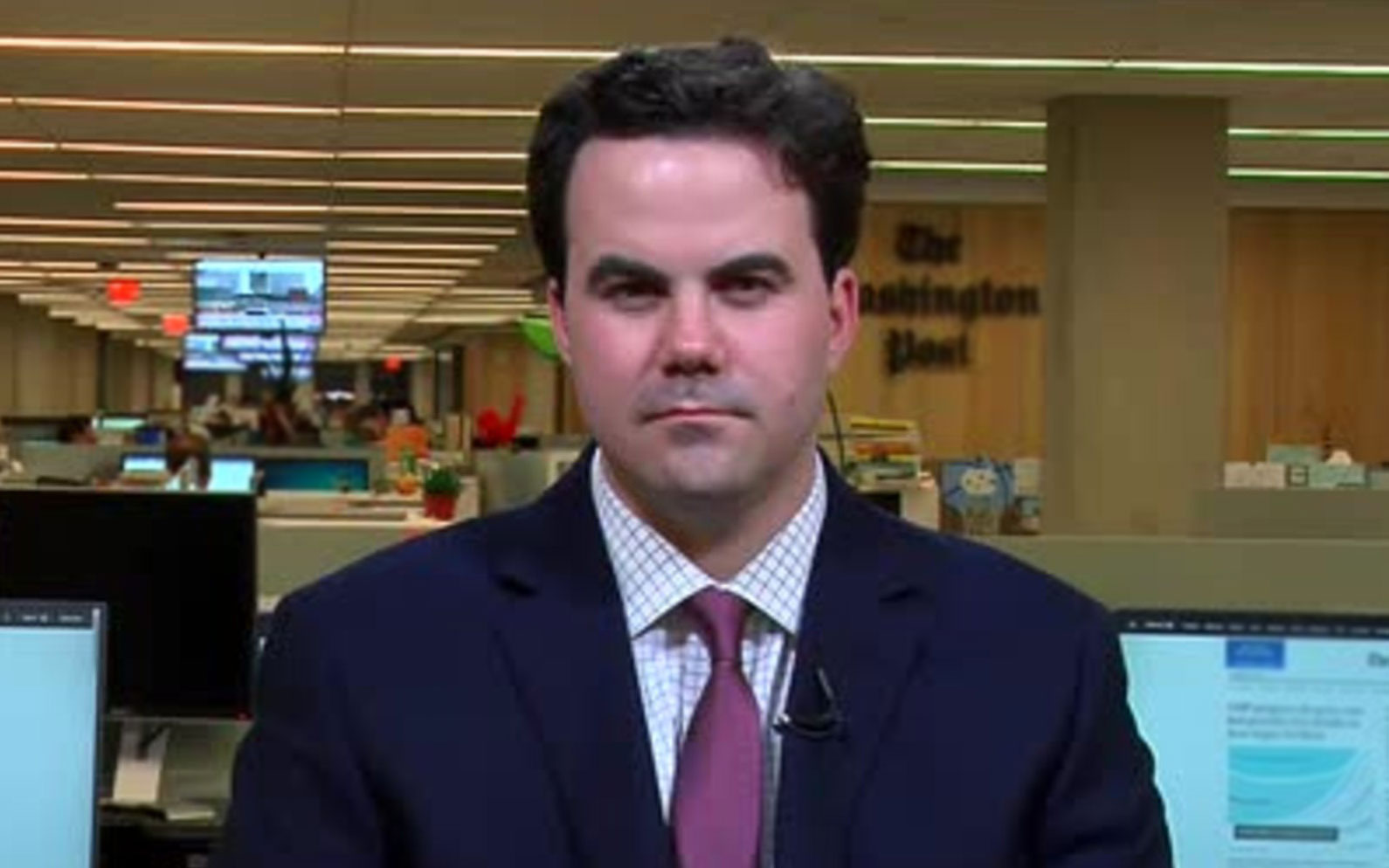 Journalist Robert Costa not yet Married to anyone or does he have a family of his own; Find out here