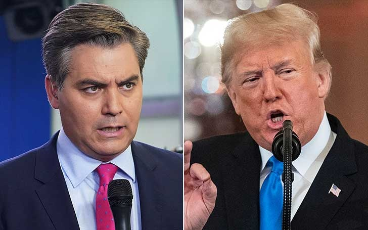 Judge Delays The Ruling For CNN's Bid To Restore Jim Acosta White House Press Pass