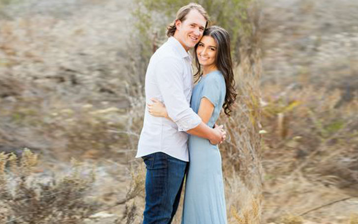 Sabina Vargas and her husband Carson Fulmer married in 2017
