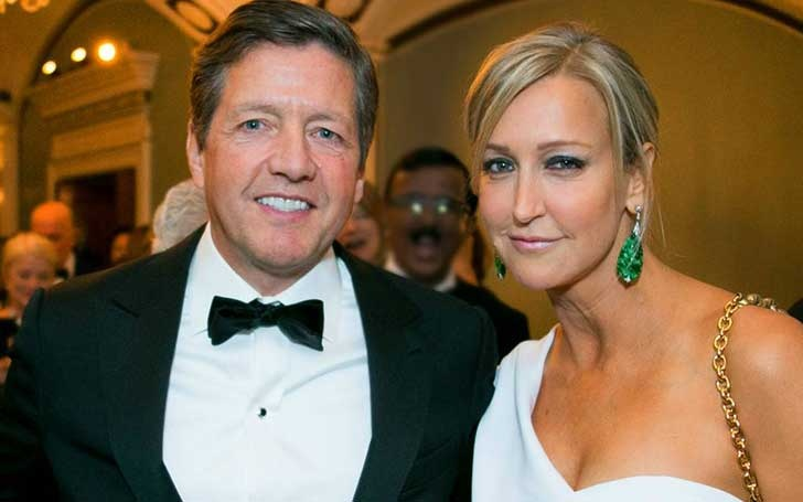 Just Married! Good Morning American Co-Host Lara Spencer Exchanged Vows With Boyfriend In An Intimate Ceremony