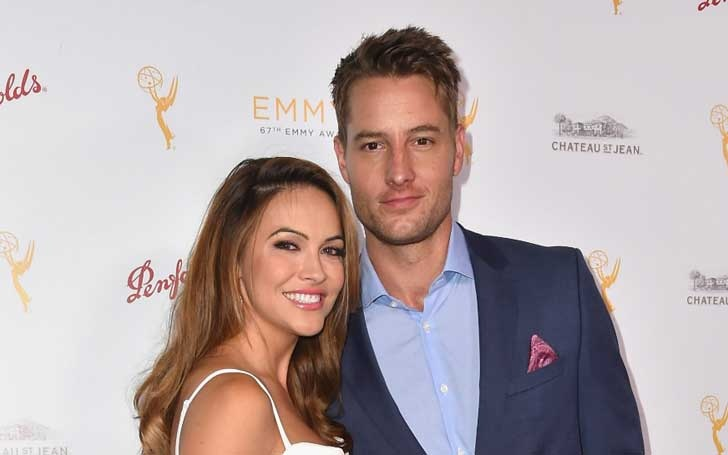 Just Married; This Is Us star Justin Hartley Married his Girlfriend Chrishell Stause