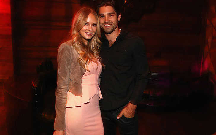 Justin Gaston is happily Married. Find out who is his Wife?