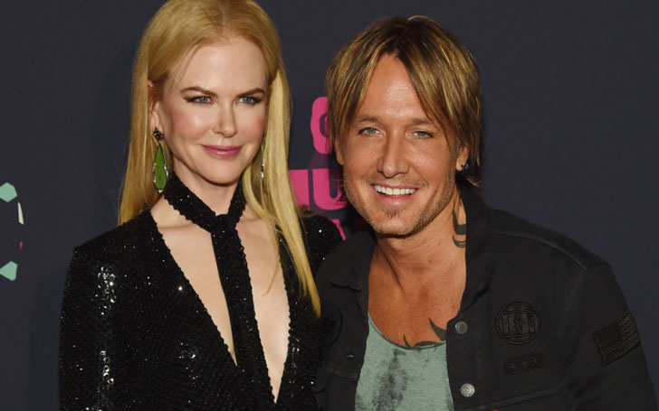 Nicole Kidman Keith Urban Anniversary: Keith Urban And Nicole Kidman Celebrates Their 11th