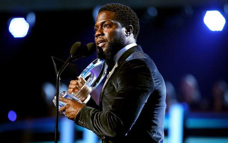 Kevin Hart; Know about his Net Worth 2017; A successful Comedian and a Happily Married man