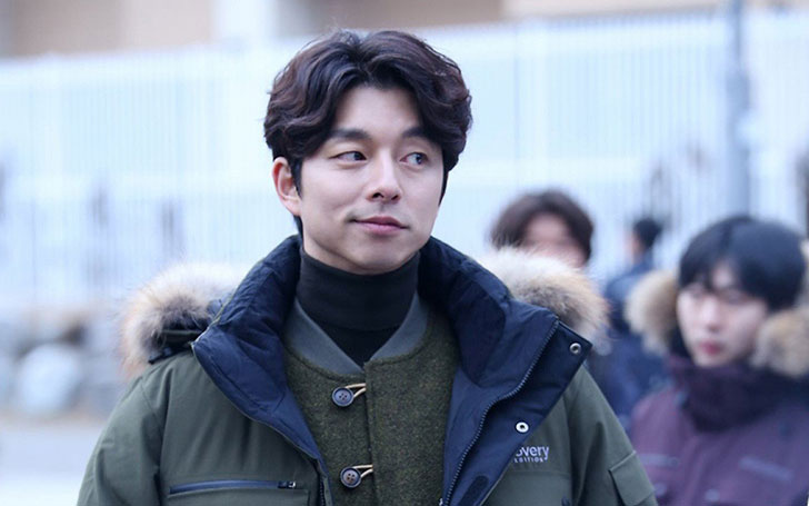 Gong hyo jin dating life
