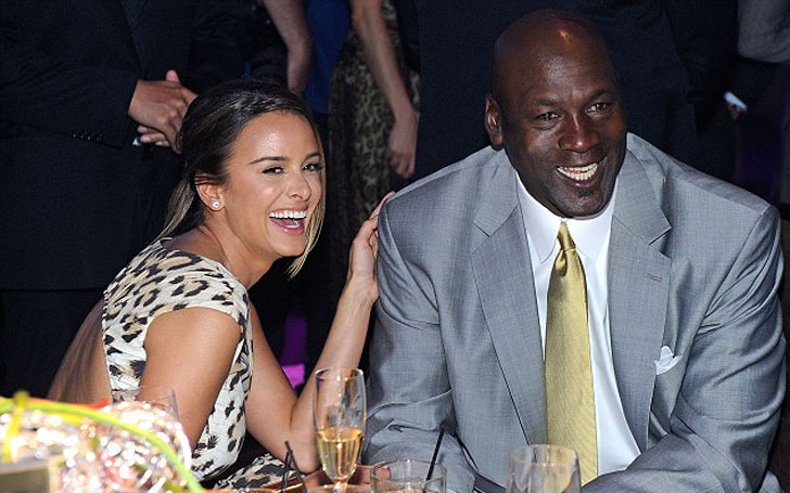 Yvette Prieto The Gorgeous Wife Of Michael Jordan Former Model Got Married In 2013
