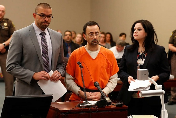 Larry Nassar, Former USA Gymnastics Doctor Sentenced to 175 Years In Prison For Sexual Abuse: More Details Here