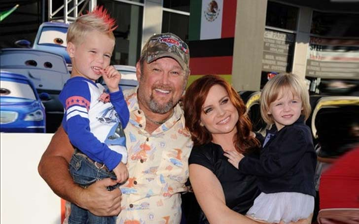 Well-Known Stand Up Comedian Daniel Whitney aka Larry the Cable Guy Father Of Two Children: Living Happily With Wife Cara Whitney