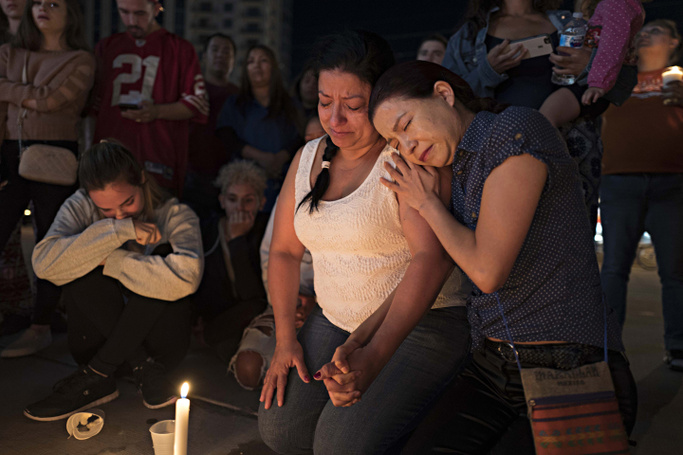 Las Vegas Shooting Mystery: Physically Impossible For A Lone Gunman A Senior Citizen To Operate An Automated Rifle