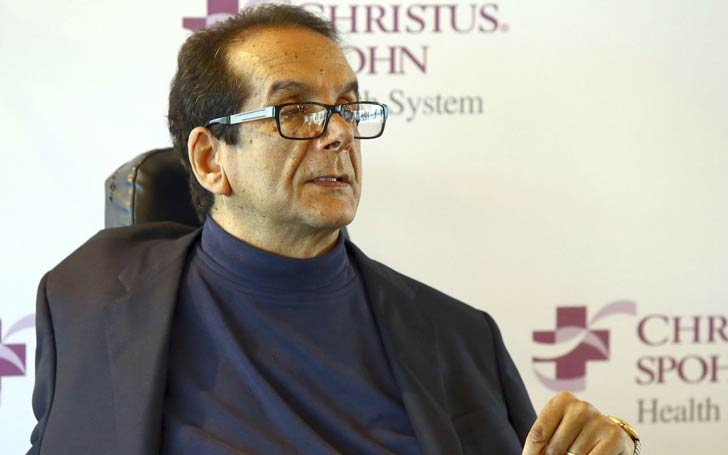 Legendary Conservative Columnist And Fox News Personality, Charles Krauthammer Dies At 68