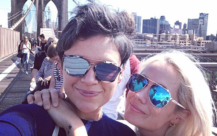 Lesbian Sports Writer From ESPN Kate Fagan Dating her Girlfriend; See her Relationship and Affairs